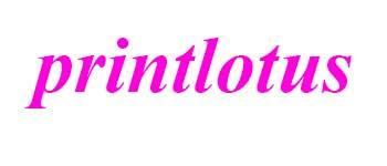 printlotus