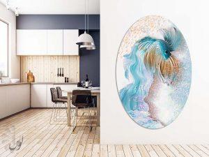 قیمت دستگاه چاپ پوستر دیواری سه بعدی