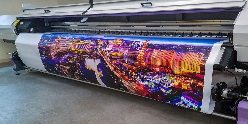 تصویر شاخص چاپ بنر با دستگاه