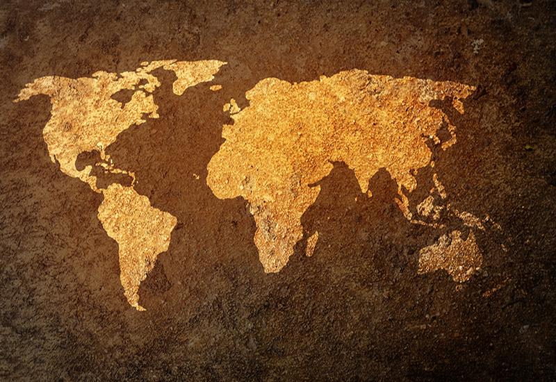 نقشه جهان