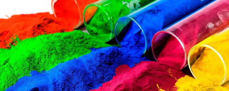 درباره رنگ ها