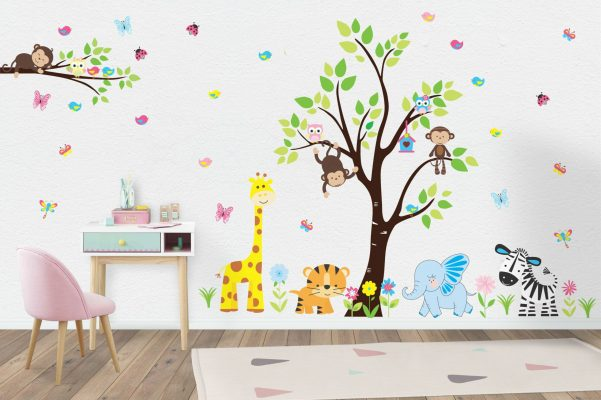 استیکر دیواری کودک