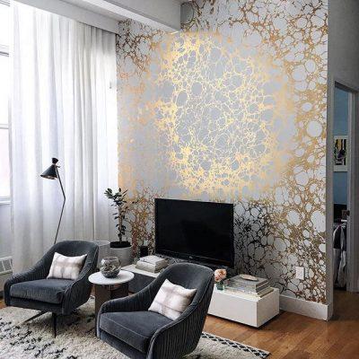 راهنمای انتخاب رنگ کاغذ دیواری